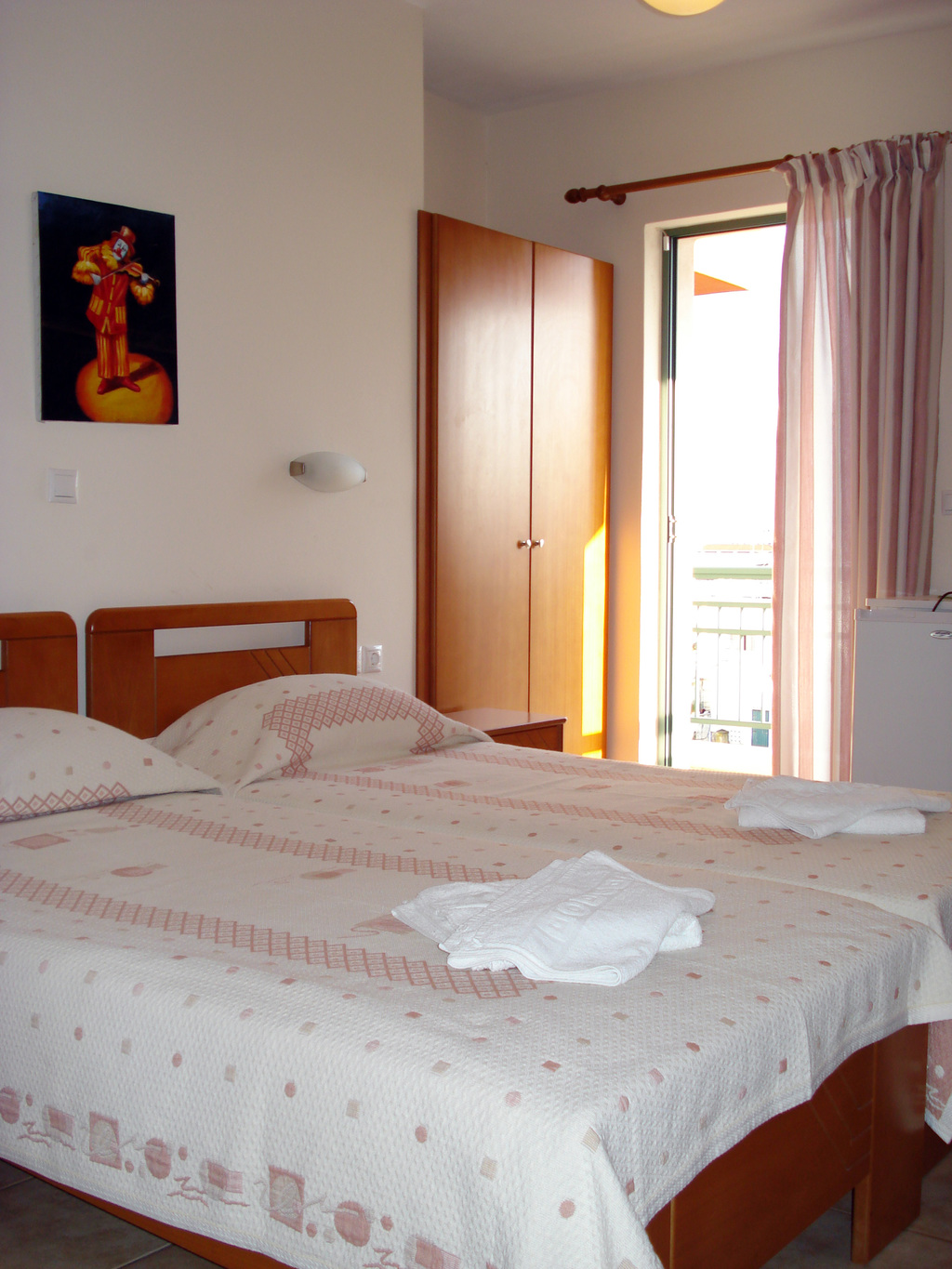 Hotel Ageri double room